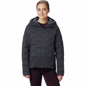 Photo of Mountain Hardwear Super DS Climb Hooded Down Jacket – Women's