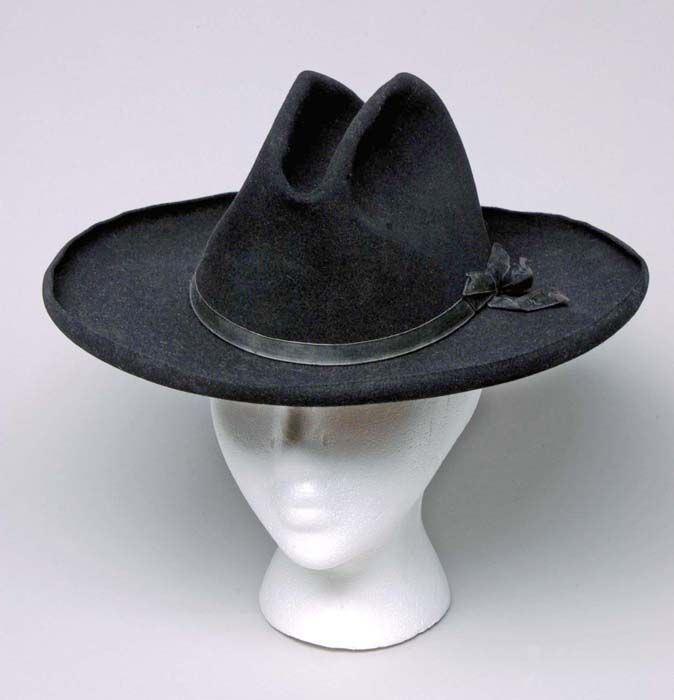 ee1bfd8ce8a Stetson hat circa 1880