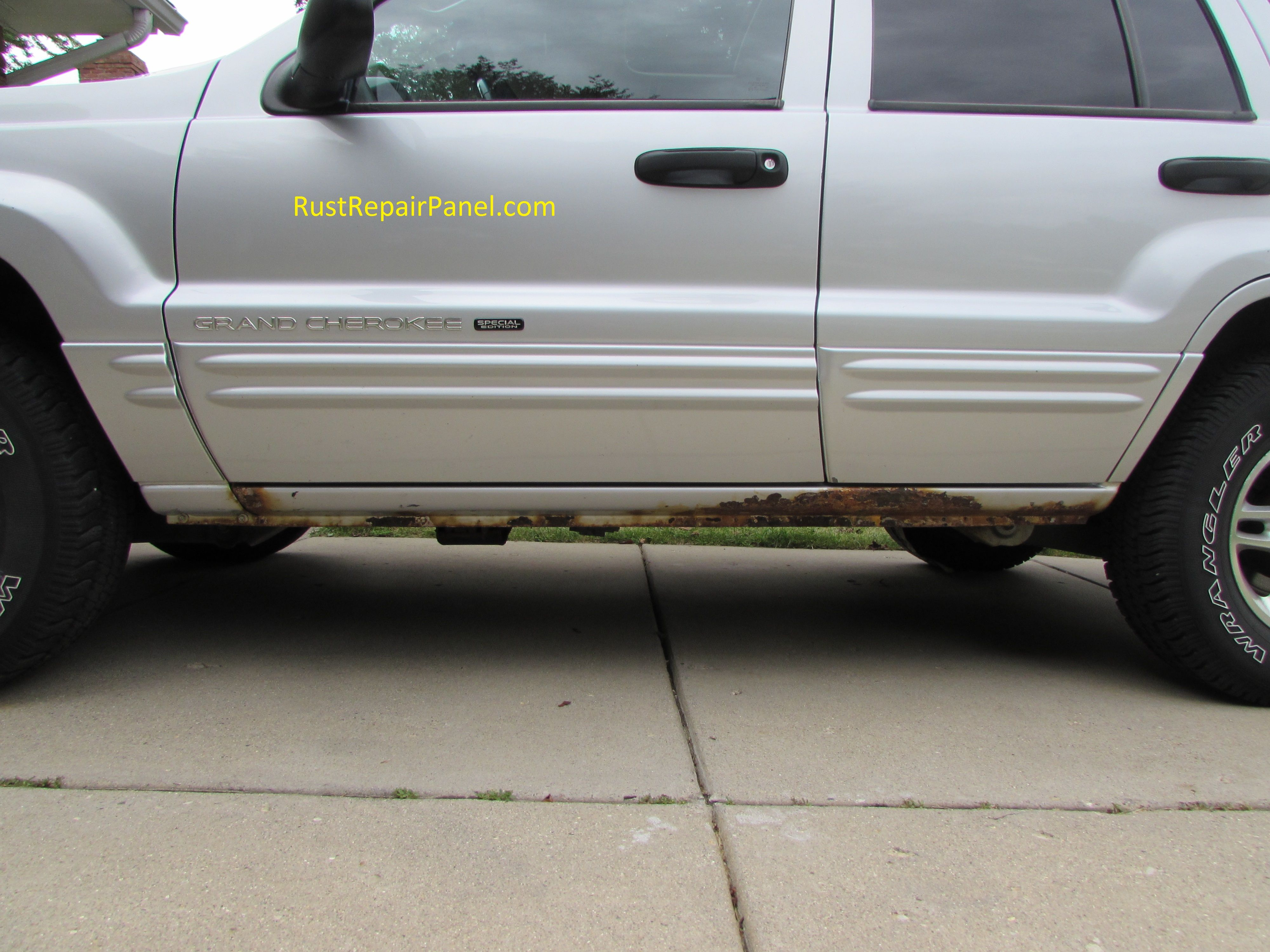 Jeep grand cherokee before jeep rocker panel kits pinterest jeep grand cherokee before fandeluxe Images