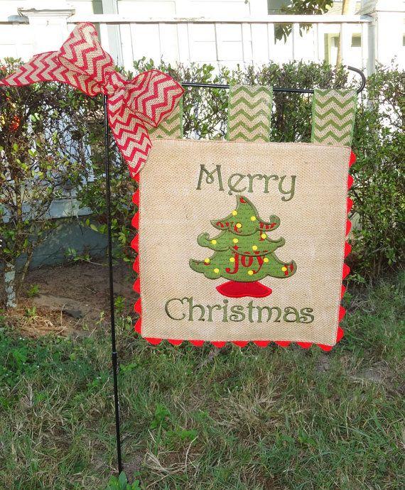 Whimsical Christmas Trees Ideas: Whimsical Tree- Merry Christmas