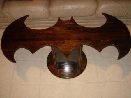 Batman Coffee Table - Batman Coffee Table Random Awesomeness Pinterest Grotte
