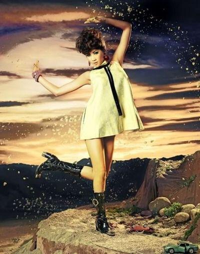 Sheena Sakai   America's next top model, Next top model ... on Top Model Ideas  id=27844