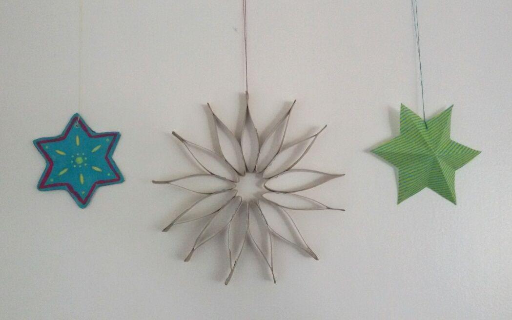 Sterne basteln: 5 kreative Anleitungen zu Weihnachten - Utopia.de