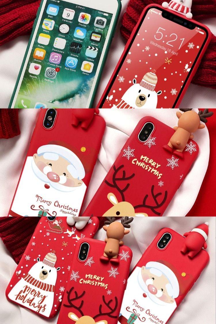 ChristmasCase – Die stylische Weihnachts Handy Hülle