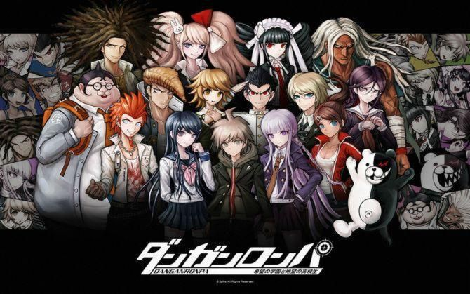 Which Dangan Ronpa 1 Character are you?   Amazing Quizzes