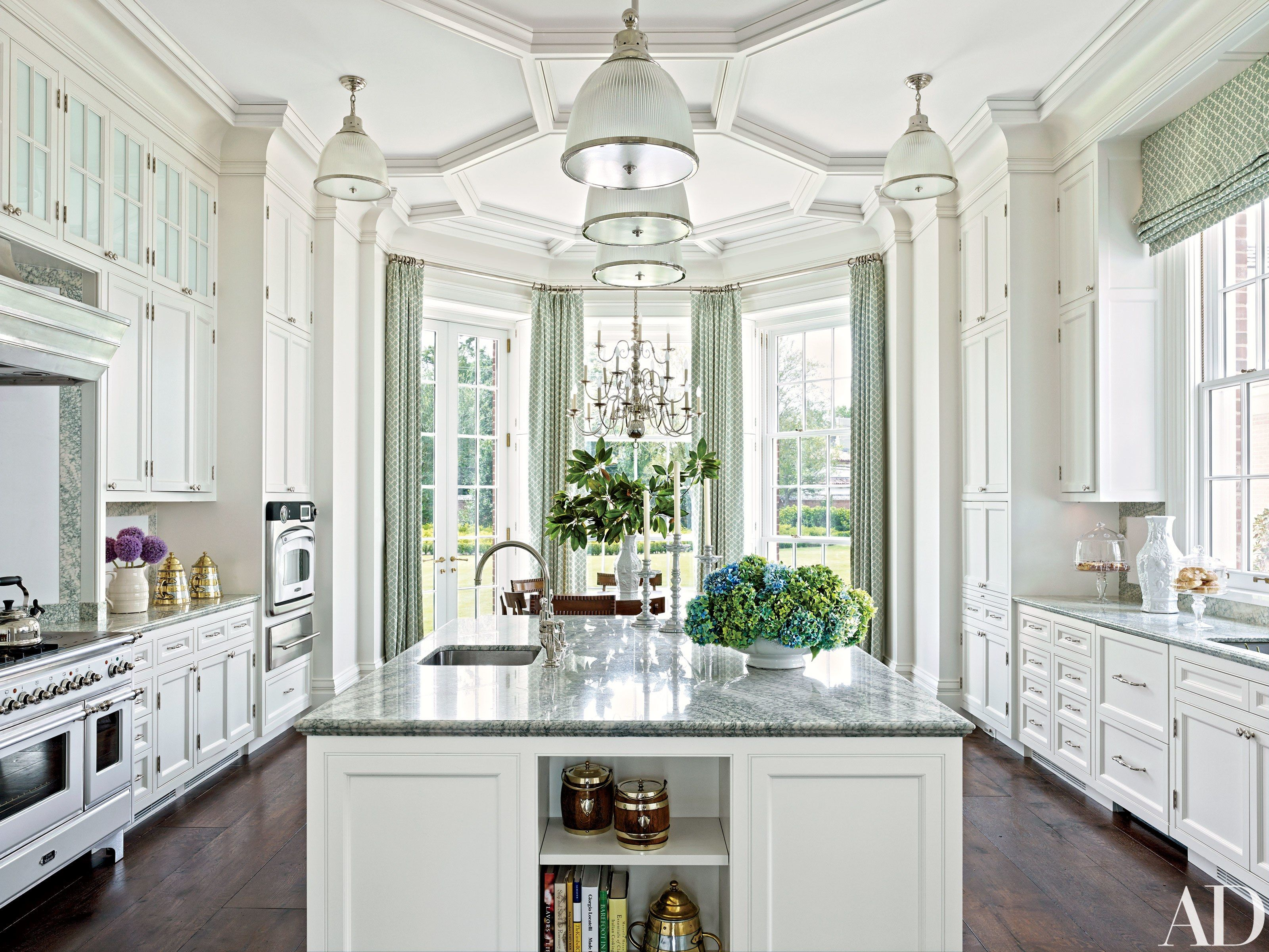 Allan Greenberg And Elissa Cullman Design A Federal Style Mansion In Houston