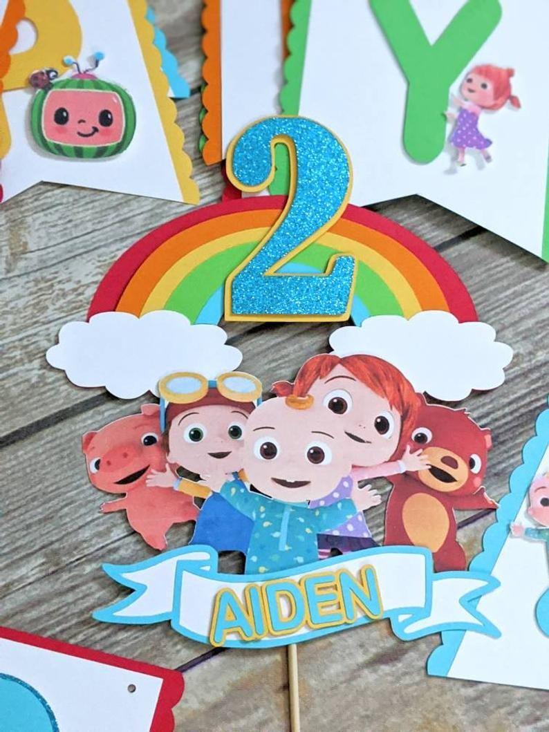 Pin on Zayyaans 2nd Birthday