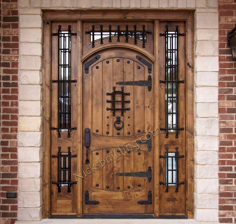 11 Gorgeous Front Door Renovation Ideas   Front doors, Doors and ...