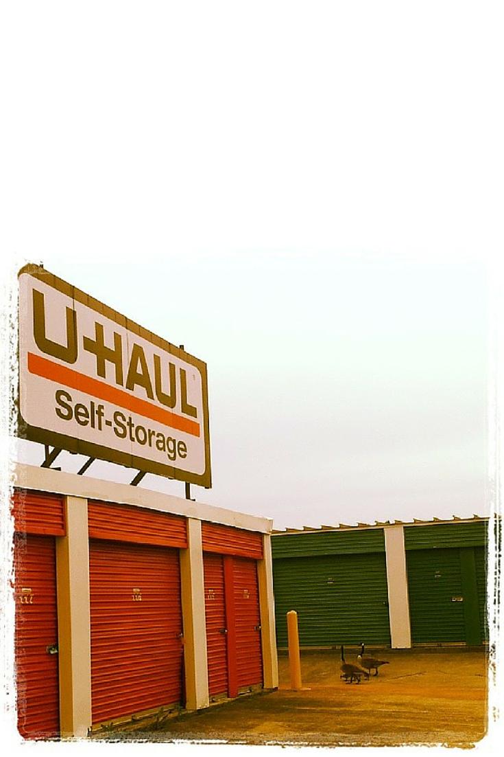 U haul storage units