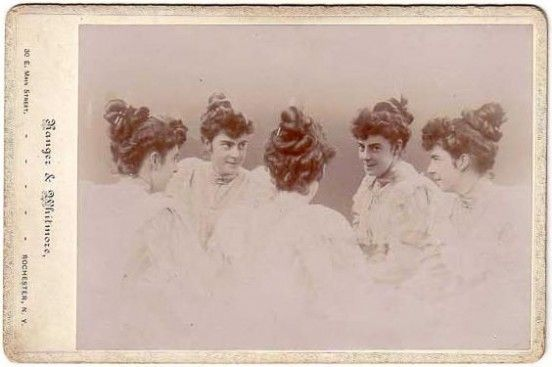 1890s - 1920s : Five-Fold photographs