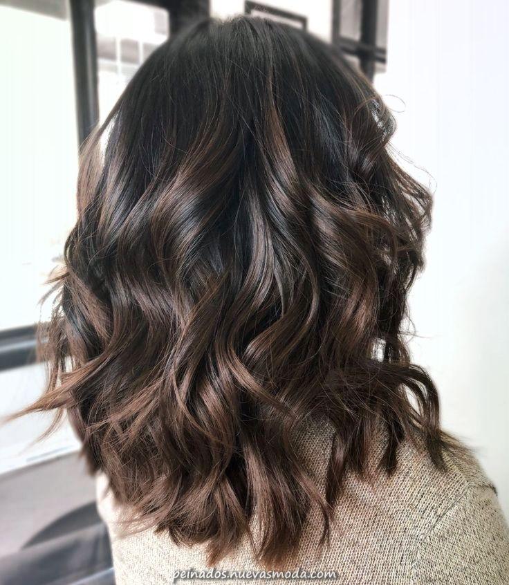 Excepcional Ideas De Pelo Castaño Chocolate Para Morenas Brunette Hair Color Hair Styles Hair