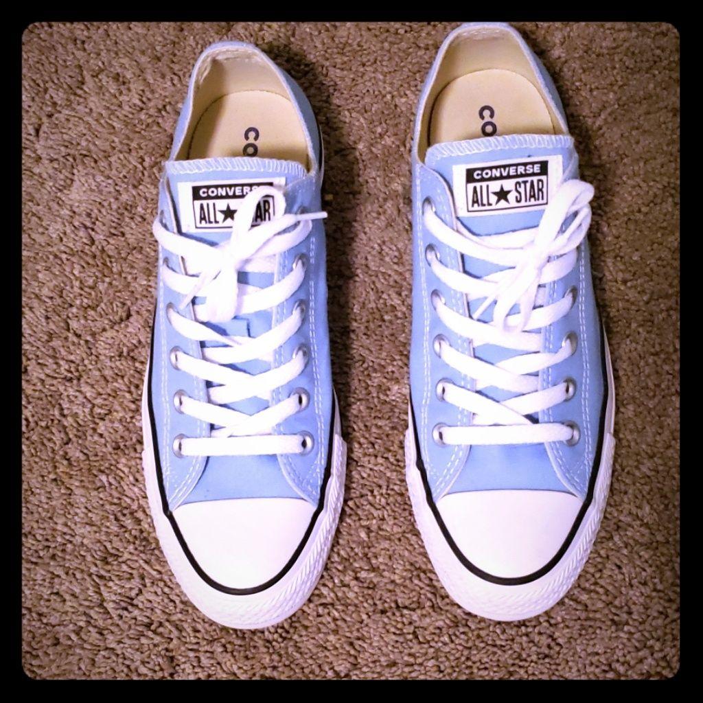 Converse Shoes   Converse All Star Nwot   Color: Blue   Size