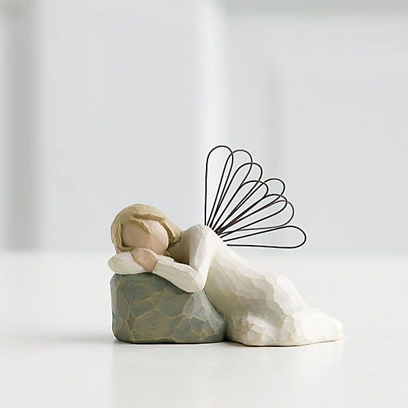 Willow Tree Dreaming Angel