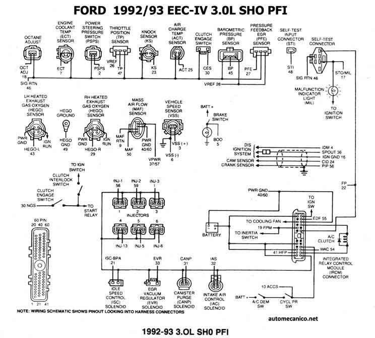 89 Steering Column Wiring Diagram Ford Bronco Forum