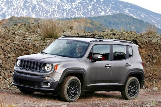 2017 Jeep Renegade Release Date Uk