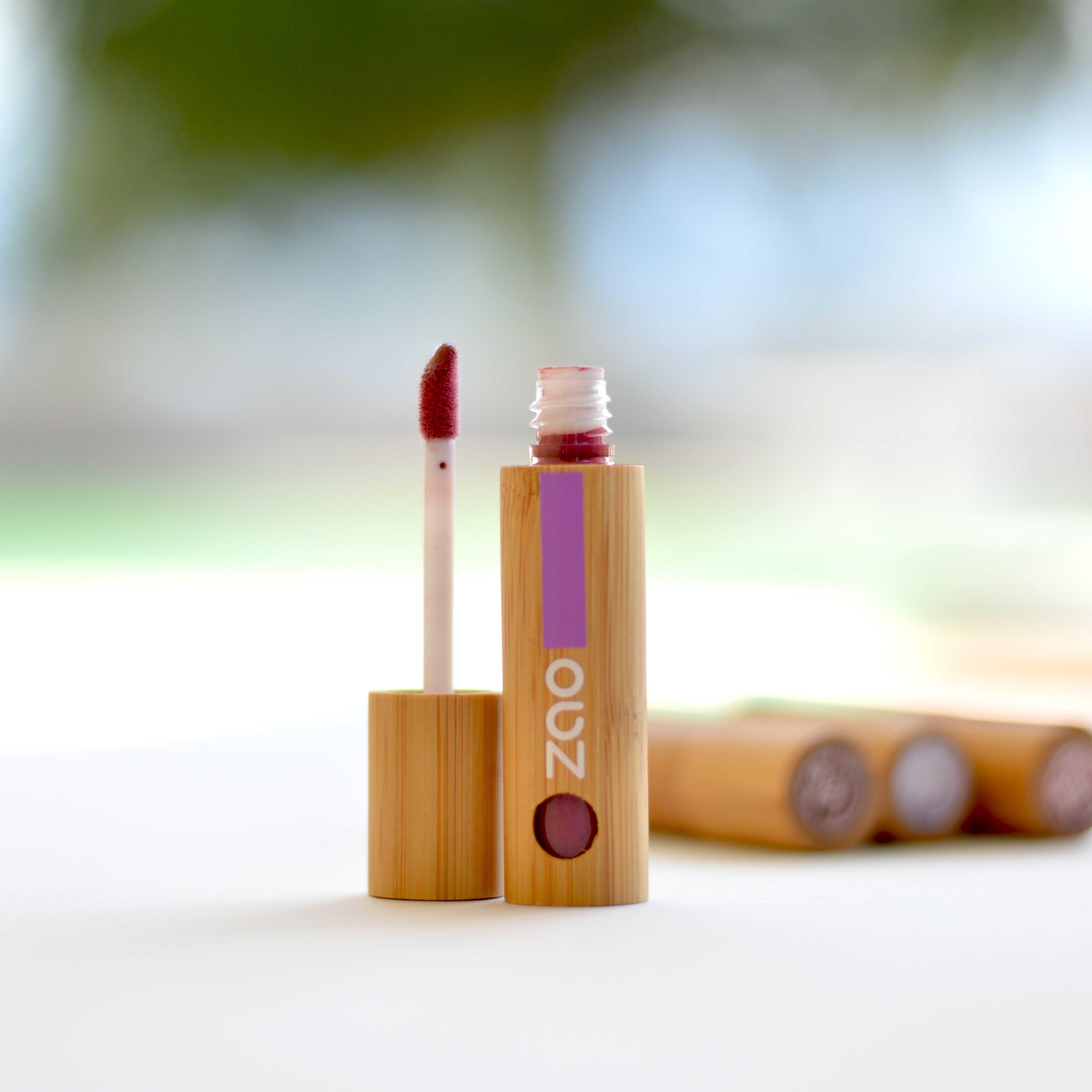 Vernis à lèvres bio, 100 naturel et vegan Salud