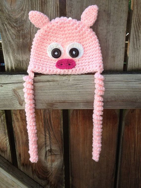 Penny Pig Hat Pattern Knitting Pinterest Patterns Crochet And Pdf
