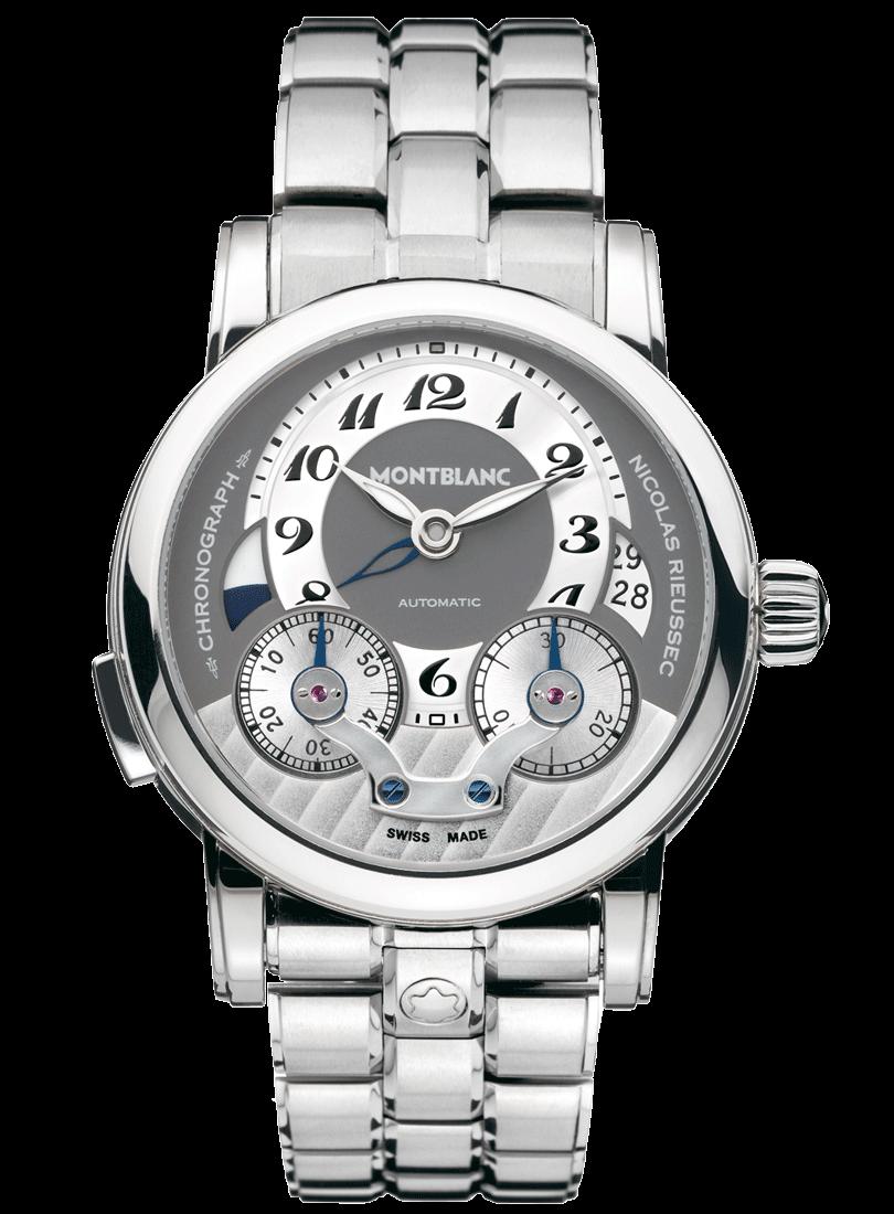 Montblanc - Montblanc Nicolas Rieussec Chronograph Automatic | EMWA - Relojes Cartier, Hublot, IWC y más joyería de lujo.