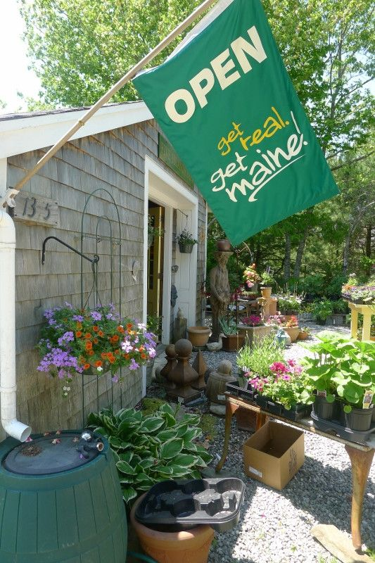 Cheerful Five Islands Farm Garden and Gourmet Market on the way to ...