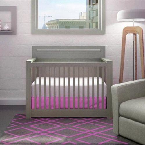 West Coast Kids Nest Milano Convertible Crib West