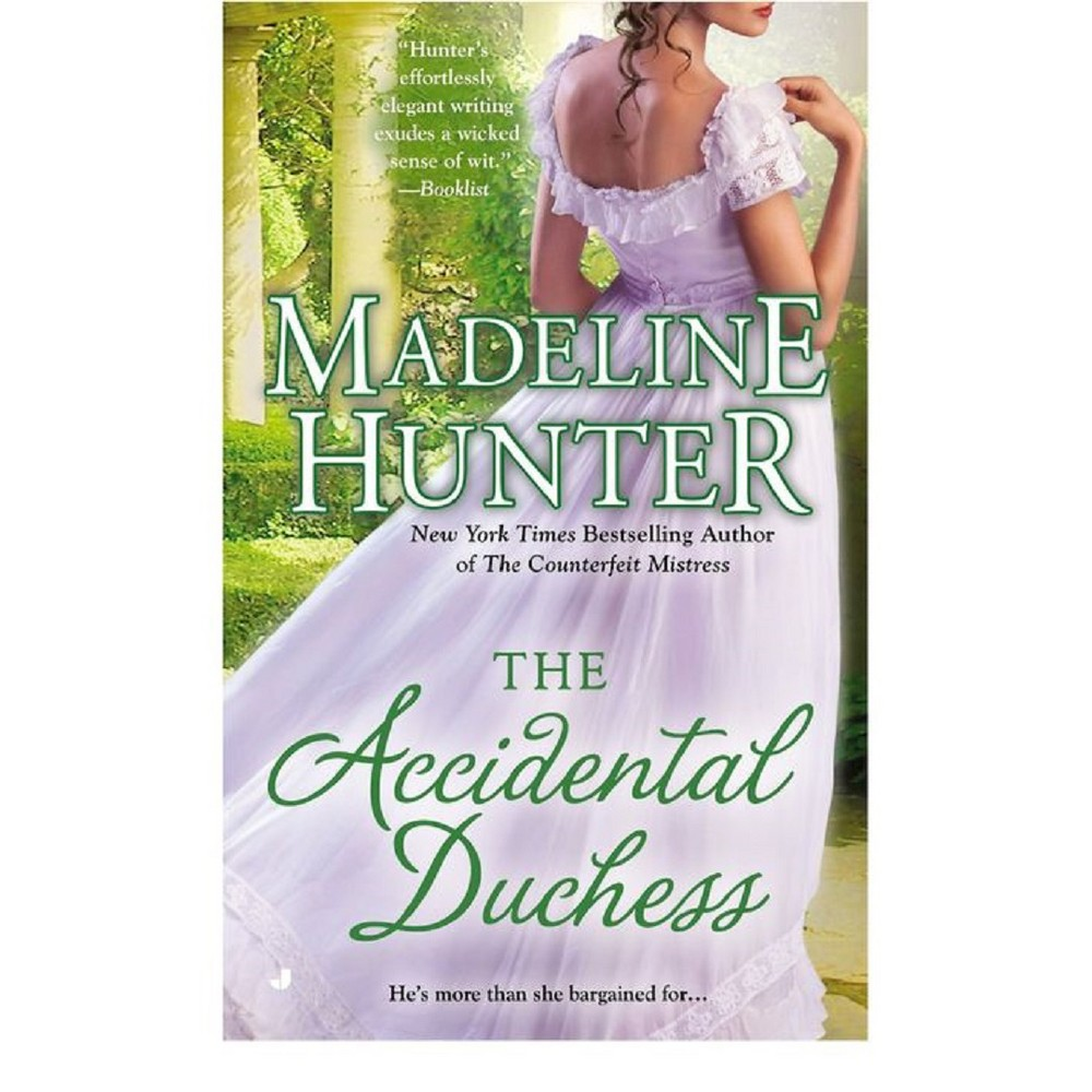 The Accidental Duchess (Paperback) by Madeline Hunter