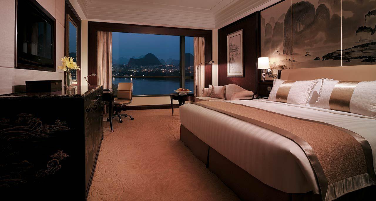 Shangri La Luxury Hotel Guilin China