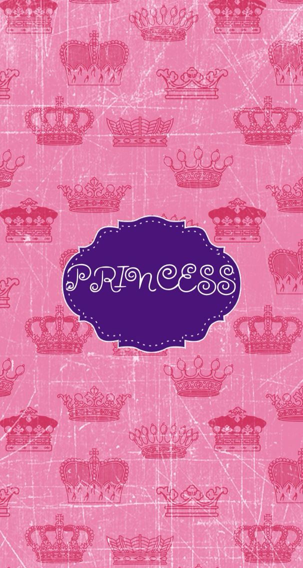 Purple Princess Background