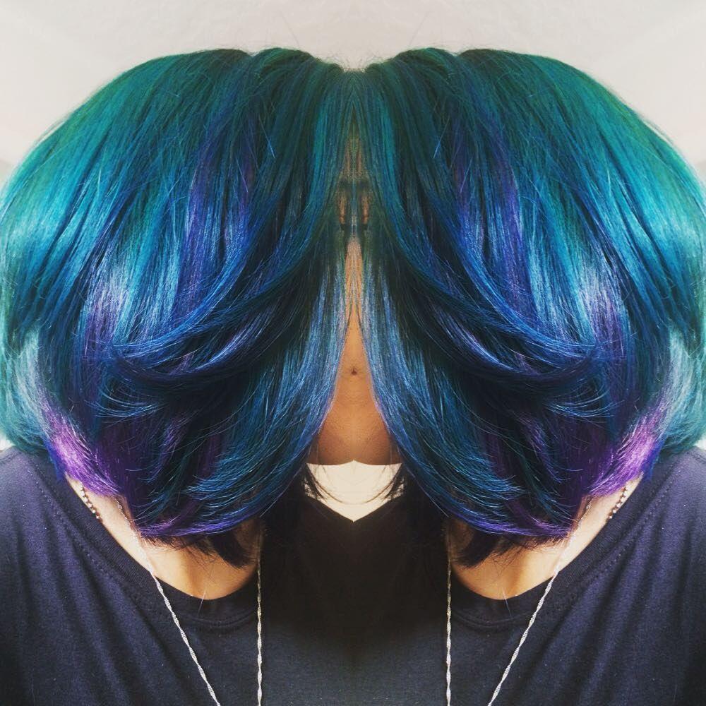 Hair color oil spill hair pinterest hair coloring oil hair color oil spill solutioingenieria Choice Image