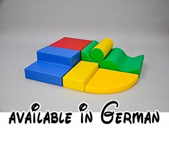 XL Softbausteine Riesenbausteine Schaumstoffbausteine Großbausteine 6 Stück.  #Toy #TOYS_AND_GAMES