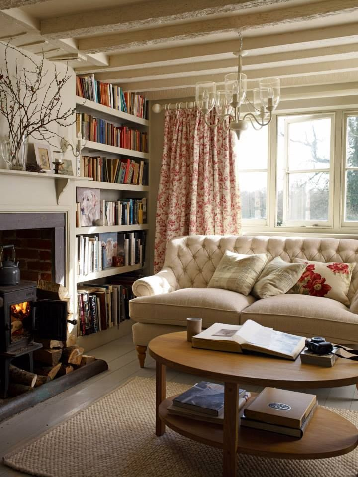 Country Style Living Room Designs English Home  English & French Country  Pinterest  English
