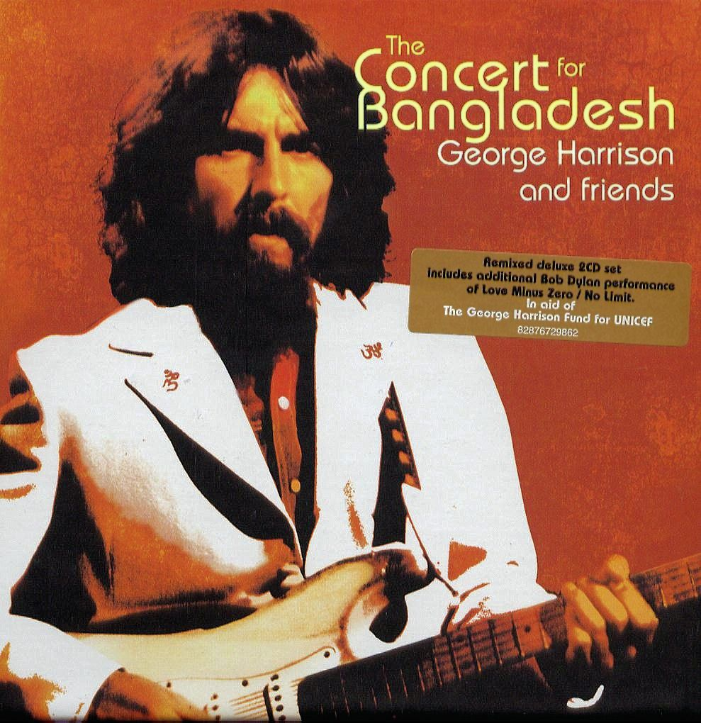 George Harrison - The Concert for Bangladesh - 1972