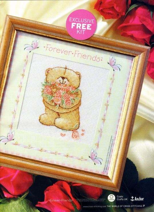 Gallery.ru / Photo # 5 - The world of cross stitching 099 July 2005 - tymannost