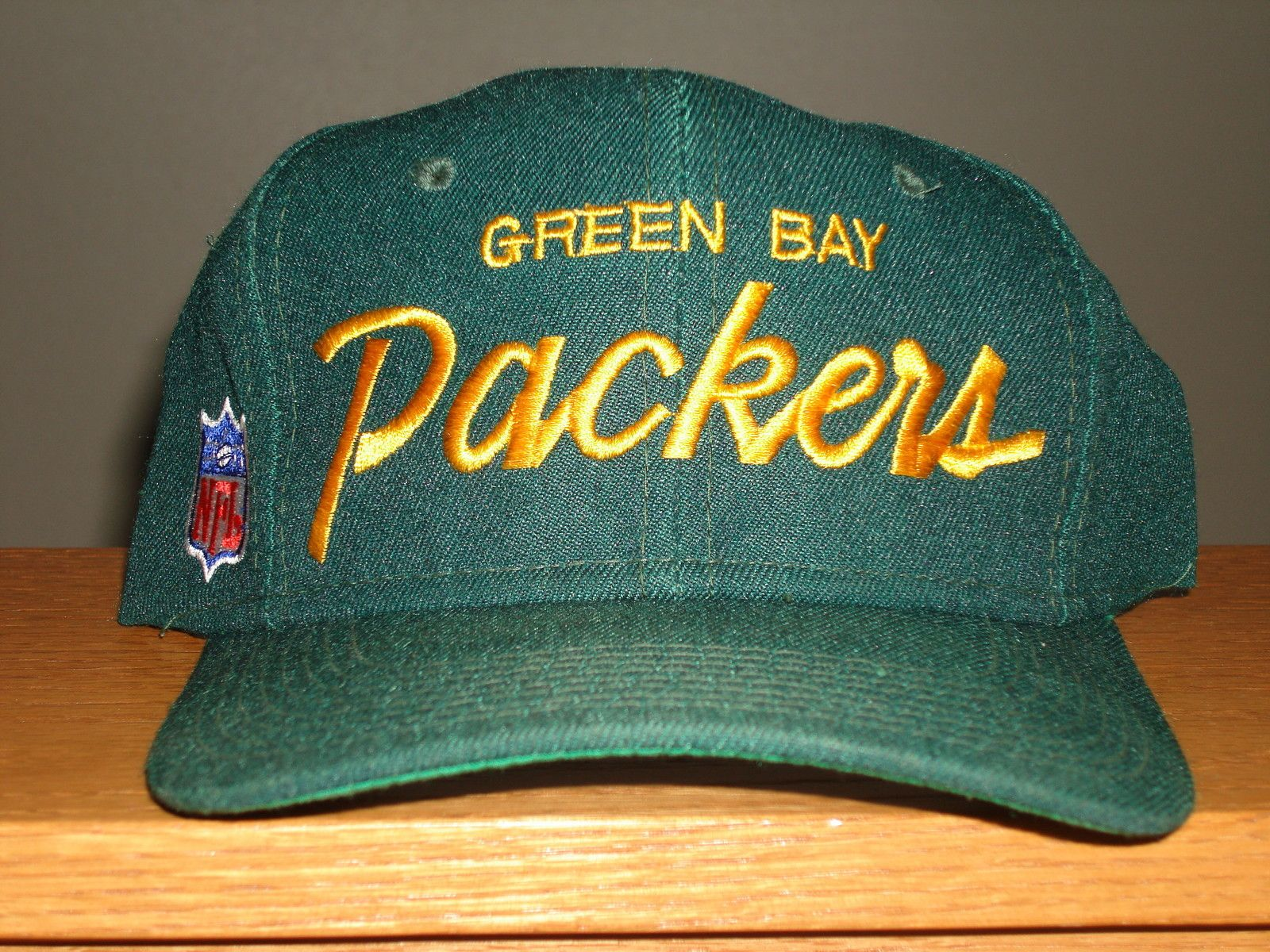 Green Bay Packers Vintage Sports Specialties Hat Snapback Script Cap Green Bay Packers Vintage Green Bay Packers Vintage Sports