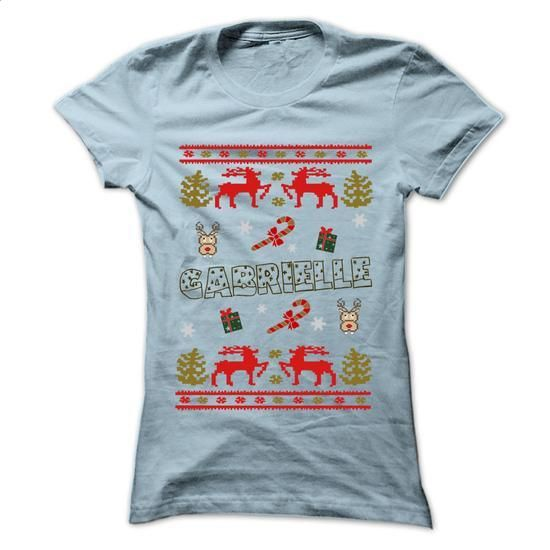 [bestfriend gift,hoodie dress] Christmas GABRIELLE ... 999 Cool Name Shirt ! - #christmas gift. CLICK HERE => https://www.sunfrog.com/LifeStyle/Christmas-GABRIELLE-999-Cool-Name-Shirt-.html?id=68278