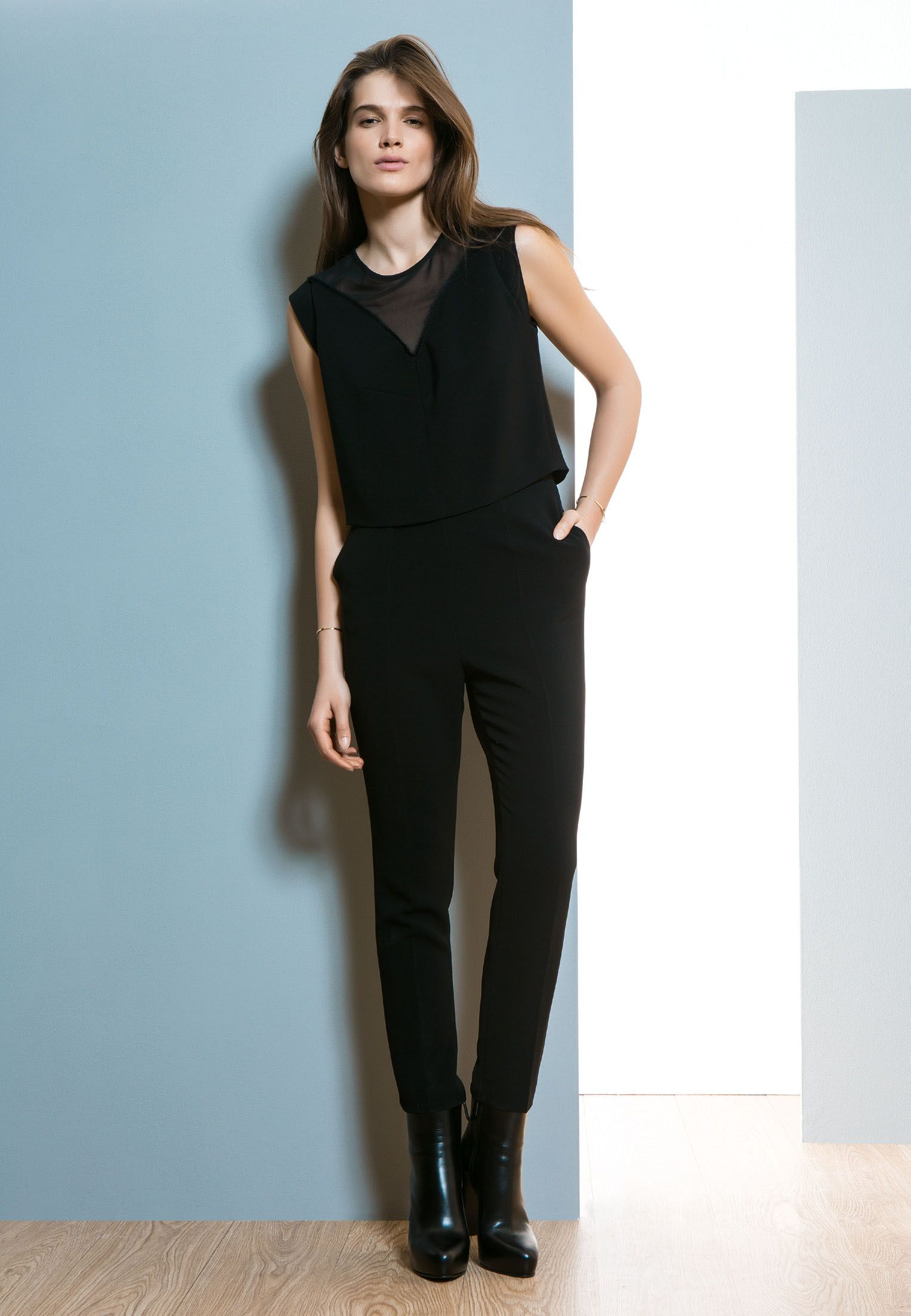 jumpsuit - Caractère 2015/2016 Autumn/Winter Collection