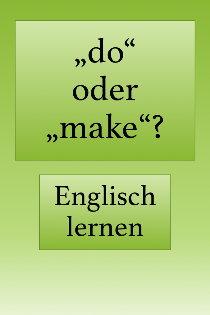 Ein Paar Auf Englisch