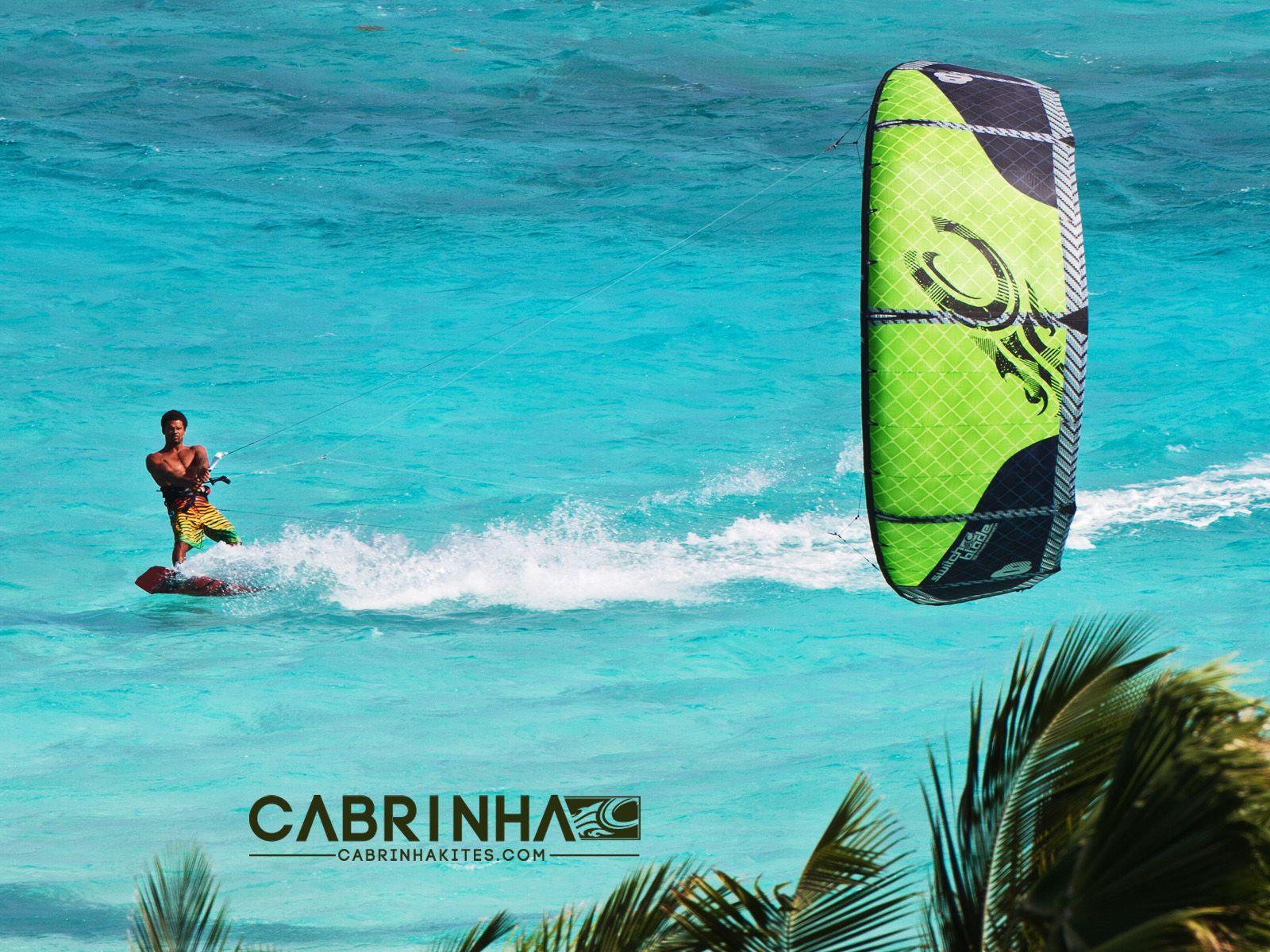 kiteboarding wallpaper