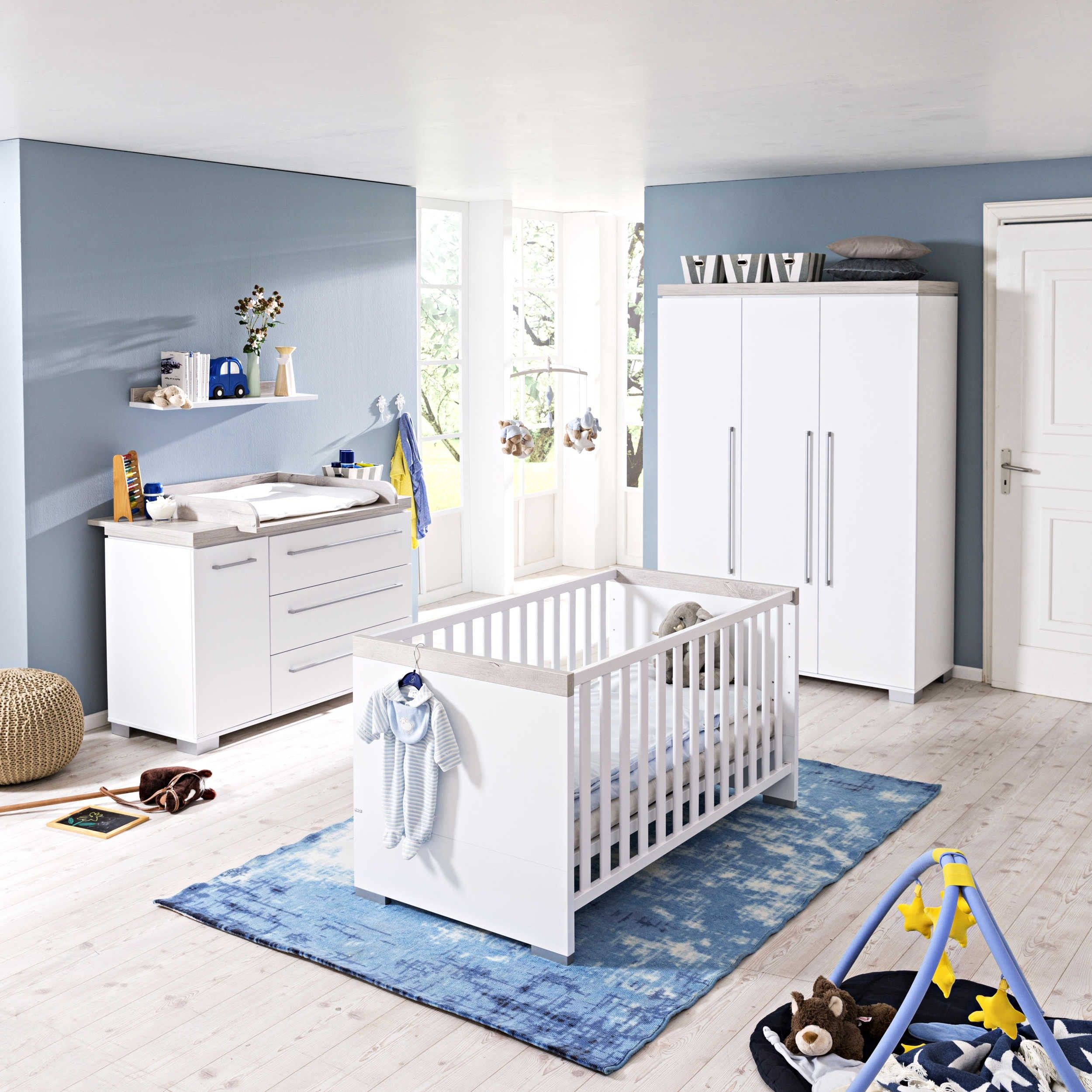 Paidi Babyzimmer Set Kira 4tlg Babyzimmer Komplettsets