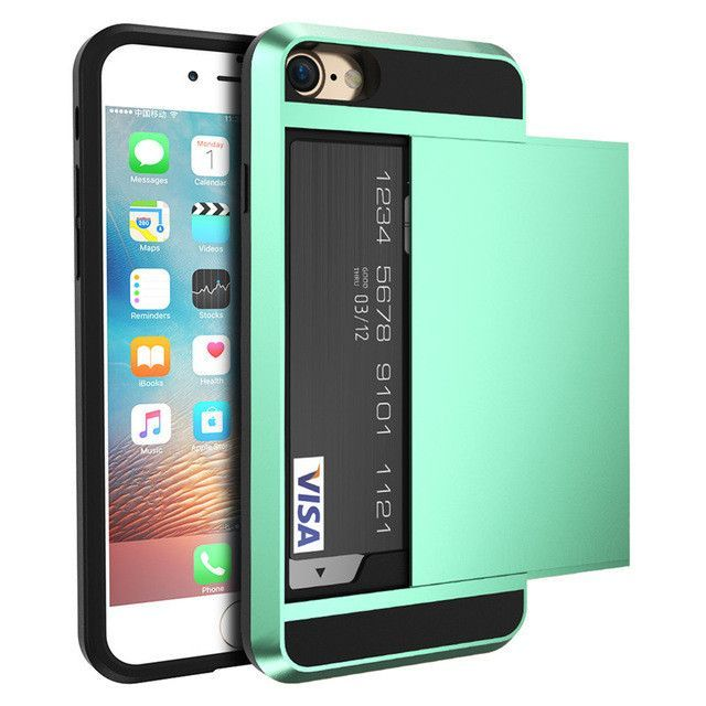 Luxury Card Slot Holder iPhone Case Phone cases Pinterest - resume holder