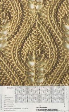 MOTIFS RAYONS   – Knitting patterns