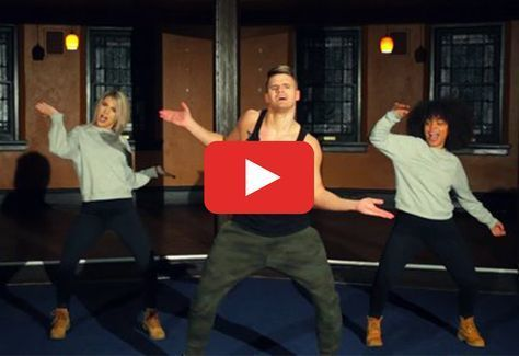 we can't stop watching dance workout videos http