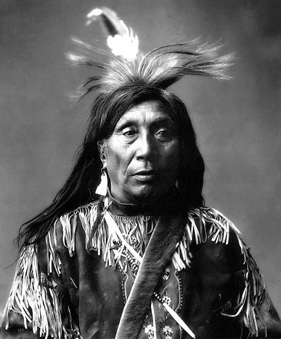 Crow Eagle - Piegan Blackfoot