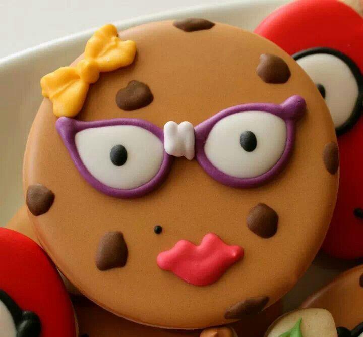 Nerdy cookie