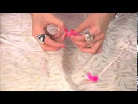 Eine V Ausschnitt Tunika - YouTube