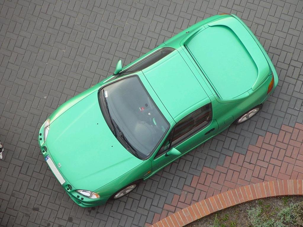 Honda CRX Del Sol Rvinyl