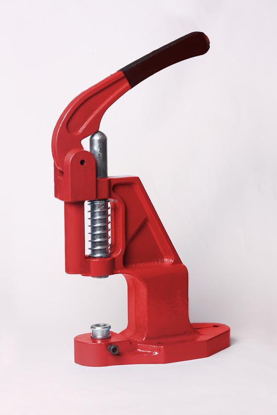 15mm Spring Snap Setter Tool Machine Hand Press Handpress
