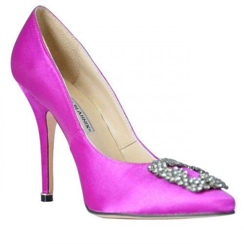 shoes manolo blahnik info