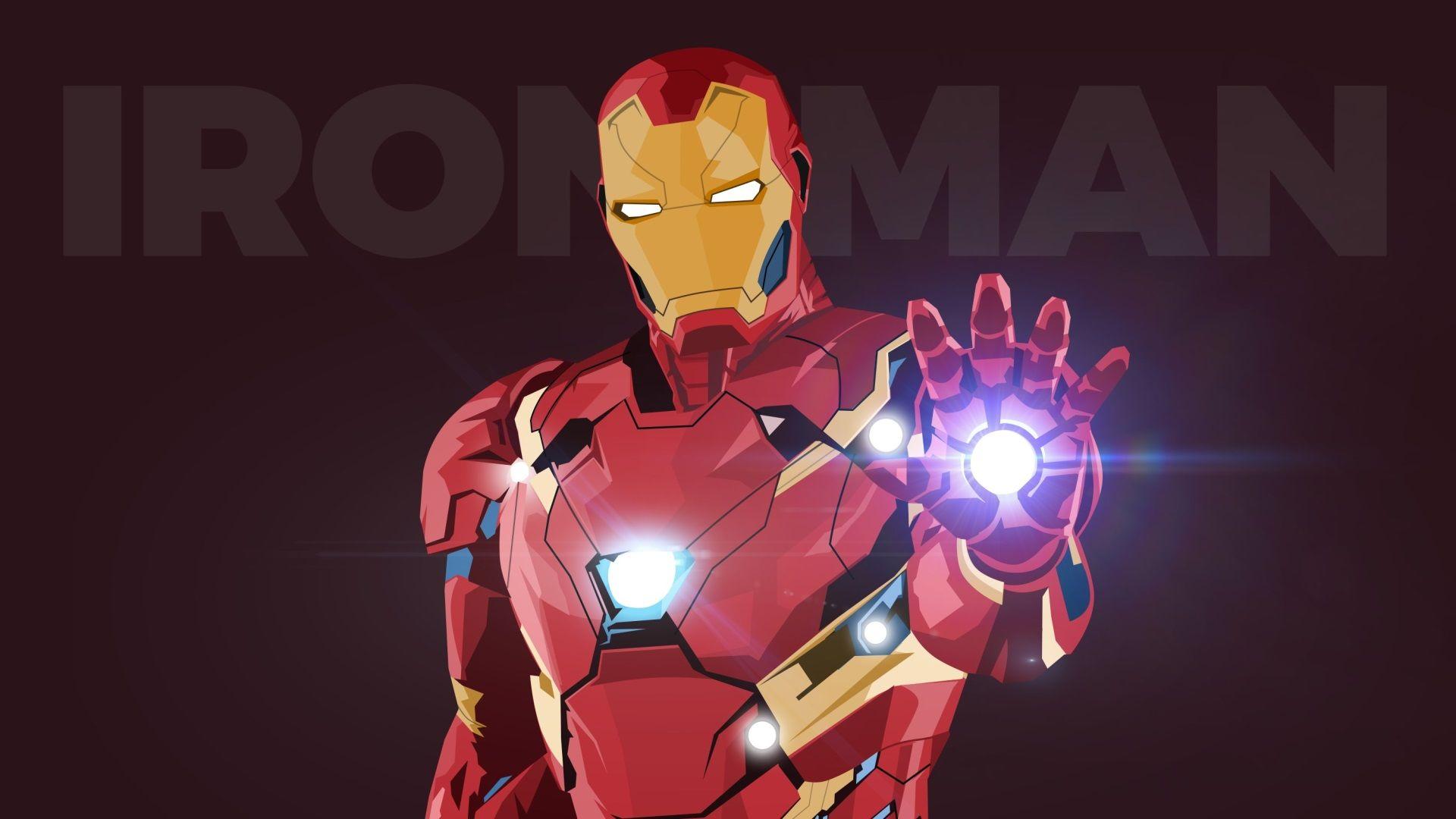 1920x1080 Iron Man Desktop Wallpaper Cool Iron Man Iron Man