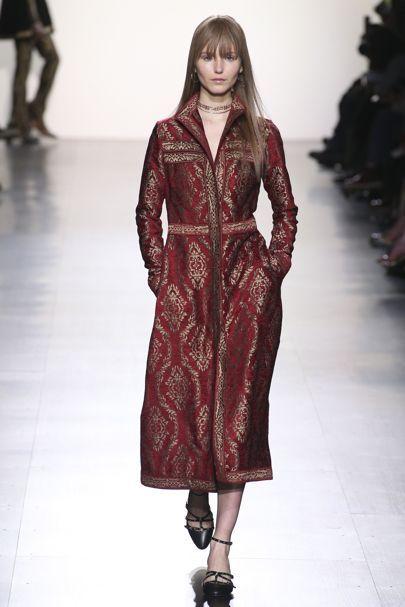 Tadashi Shoji Autumn/Winter 2017 Ready to Wear Collection | British Vogue