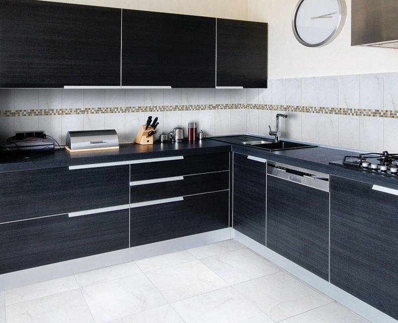 8 X 10 13 Bellina Grey Wall And Floor Tile